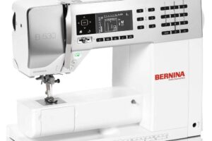 Bernina 539 sewing machine