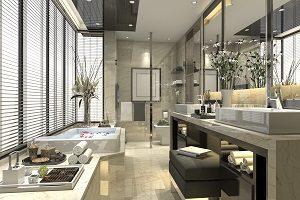 Die Einbaubadewanne ist der Blickfang im Badezimmer. Welche Badewanne zu Ihnen passt erfahren Sie von Tipp zum Bau.