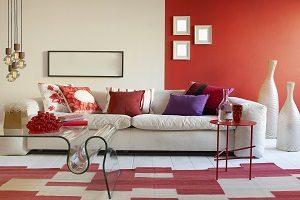 Wie stabil ist eine Trockenbauwand? Tipp zum Bau berät Sie bei der Wahl einer passenden Wandfarbe.