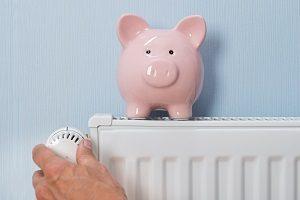 Mit Tipp zum Bau und einer Dämmung Energiekosten sparen.