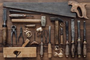 Die richtigen Werkzeuge für jeden Haushalt bei Tipp zum Bau.