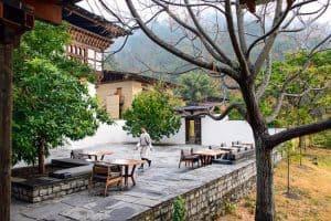 不丹奢华之旅-阿曼酒店-普那卡