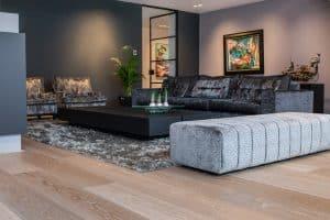 Luxe plankenvloer