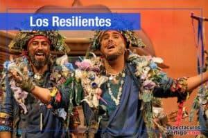 Los Resilientes