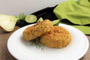 Fennel Fish Cakes