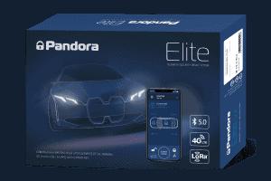 Pandora Elite Autoalarm - die beste Alarmanlage für IHR Fahrzeug
