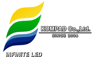 INFINITE LED LOGO
