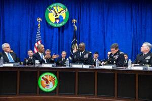 Obama, Islamic State, U.S. Central Command