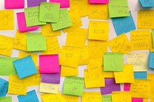logiciel post-it mindmapping