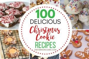 This ultimate collection of the best Christmas cookies has something for everyone. Here, you will find a delicious selection of no-bake cookies, rolled cookies, drop cookies and more! Start your holiday baking early and make one of these delicious cookie recipes for Christmas. #christmascookies #holidaybaking #cookierecipe