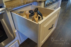 Deep Drawer Utensil Organizer