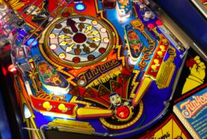Funhouse Pinball Plastic Protectors