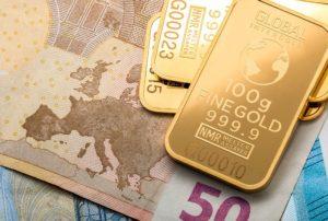 Goldbarren verkaufen