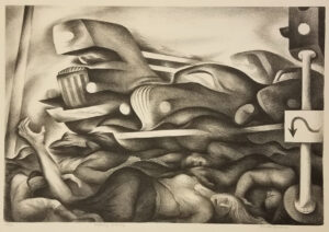 "Benton Spruance, ""Highway Holiday"", 1934-35"
