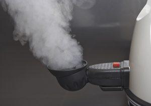 diffuseur-huiles-essentielles avec un nettoyeur vapeur 903 PRO