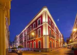 good hotel in cordoba, spain