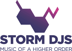 Storm DJs Agency London - logo