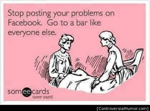 bar humor - go to a bar