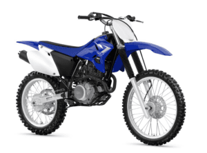 Yamaha beginners dirt bike