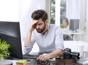 Small Business Owner Struggling with Bankruptcy