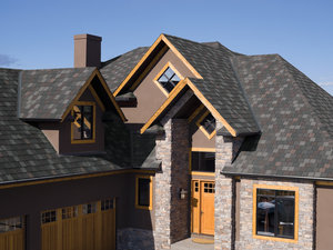 Crown Slate Roofing Option
