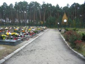 Cmentarz w Tworogu