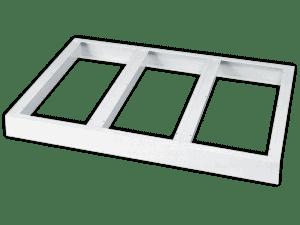 balcon structure aluminium