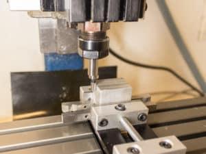 setting up a cnc machine