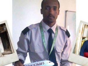 Berihun, Ethiopian Airlines Engineer