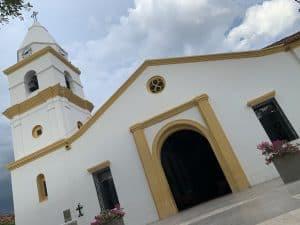 Iglesia de la conception Valledupar
