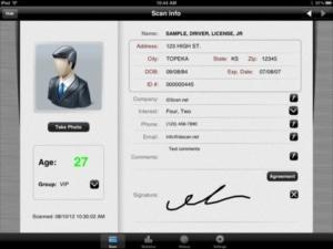 VeriScan Tablet