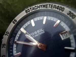 Tachymeter to measure speed