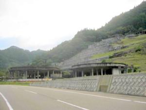 神子畑選鉱場跡とムーセ旧居