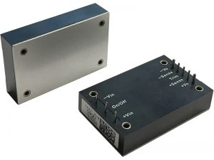 HIGH DENSITY DC TO DC POWER MODULES