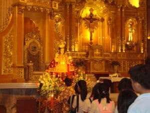 Santo Niño: Up Close and Personal