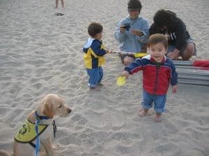 Derby At The Beach