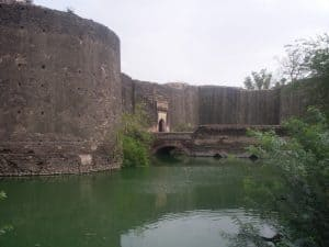 Deeg Fort at Deeg City in Bharatpur