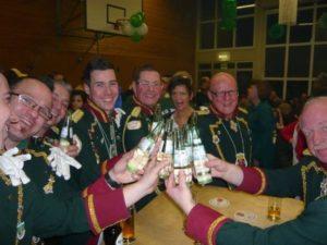 Ehrengarde 2010/2011