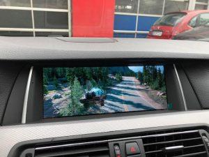 BMW Android Touchscreen 10,25 Zoll Display nachrüsten in Berlin 1