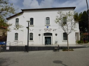 ראשון לציון-בית העירייה הישן
