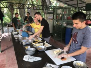 Natuwa, un lugar de voluntariado con animales  silvestres en Costa Rica