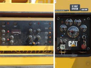 CXT CAT Control Panel