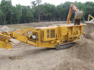 JHT Jaw Crusher with CXT Cone Crusher