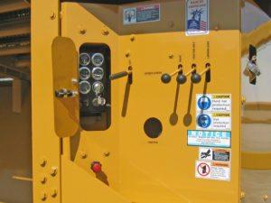 Scalper 107D Controls