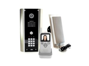 AES Draadloze Video Intercom DECT 705 HF-ABK