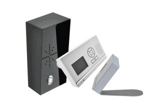 AES Draadloze Video Intercom DECT 705 HF-IMP