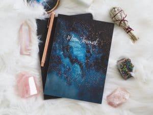 Moon Journal (Law of Attraction) | Emma Mumford