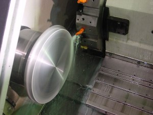 Turning Center parts