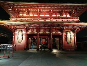 [Backpacking Jepang] Hari 2: Mencari Jejak Captain Tsubasa dan Malam Yang Berkesan di Asakusa