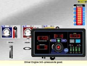 Fire Truck Pump Simulator